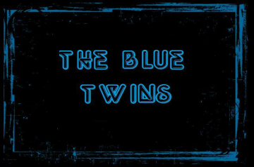 Logo The Blue Twins Band